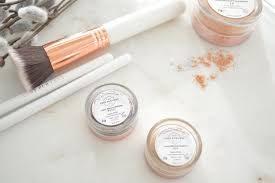 Nieuwe 100% minerale en gezonde make-up lijn